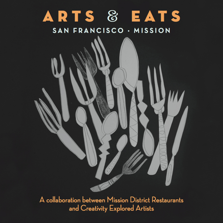 Arts & Eats book cover